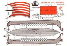 Il favoloso mondo di carta di Totò: Drakkar des Vikings