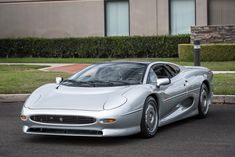 Rare Left Hand Drive Jaguar XJ220 For Sale in the US