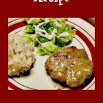 Slow Cooker Salisbury Steak Recipe – a Crockpot Freezer Meal - We would have to substitute GF flour & GF soup/gravy mix etc. then we'd give it a try.