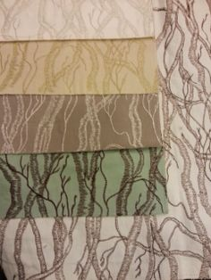 Soft Furnishing Fabric with embroidery lurex collections