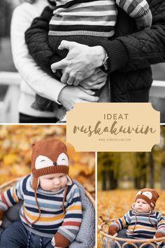 Katso perhekuvien ideat ruskakuviin pukeutumiseen, asentoihin ja kuvakulmiin. Lapsikuvaus syksyllä.     #lapsivalokuvaus   #lapsikuvaus #lapsiperhe #lapsi #lapsikuvaaja #photography #kids #children   #syksy #autumn #ruska Jenni, Photography Portfolio, Crochet Hats, Style, Knitting Hats, Swag, Outfits