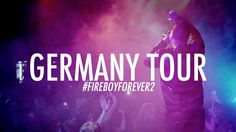 Fuego - Germany Tour 2016 [Fireboy Forever 2] @FuegoFBM