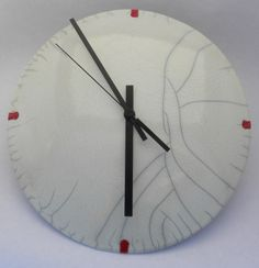 orologio in raku dolce