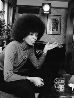 Angela Davis  #icon