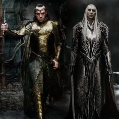 Fantasy Male, Fantasy Armor, Fantasy Weapons, Lee Pace Thranduil, Legolas And Thranduil, Character Inspiration, Character Art, Captain Marvel Shazam, Lotr Elves