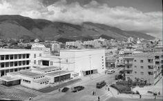Vista del Liceo Fermín Toro de Caracas - 1948