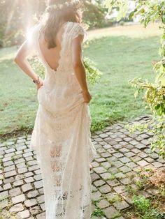 Daughters of Simone Lilah / Lola Size 4 Wedding Dress – OnceWed.com