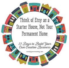 How to Sell on Etsy: It's a starter house, not your business' permanent home | Marketing Creativity
