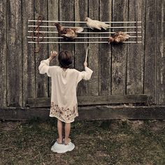 Sebastian Łuczywo cria fotografias impressionantes na bela aldeia rural que mora…