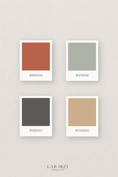 Robuust, stoer en winters dat zijn de woorden die bij dit moderne kleurenpalet passen. De kleuren zijn perfect in balans en kunnen veelzijdig ingezet worden. Perfect voor je logo, huisstijl of complete branding. Daarnaast combineren deze kleuren ook prachtig bij een geboortekaartje voor een jongen. #branding #huisstijl #logo #geboortekaartje #kleurenpalet #color #blauw #logoontwerp #vormgeving #kleuren #colors #colorpalette Hex Color Palette, Modern Family, Peach Colors, House Colors, Color Inspiration, Color Combinations, New Homes, Stationery, Interior