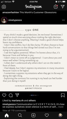 Let Me Know, Let It Be, Enneagram Type One, Mbti, Type 1, No Worries, Thinking Of You, Thinking About You