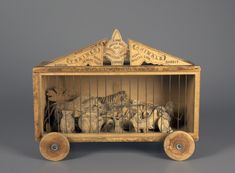 wooden circus wagon toy - Google Search