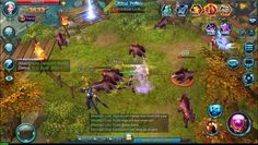 Hidden Dragon is a Android Free-to-play, Role-Playing MMO Game 3D MMORPG, featuring incrediable world boss battles.