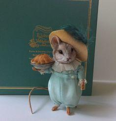 R. John Wright Jack Horner Mouse
