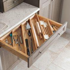 8 idées pour créer du rangement dans la cuisine | .coupdepouce.com