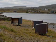 PUSHAK Architects_Snefjord Rest Stop