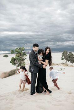 Blushbyb.com | Blush photography | Family photos | sand dunes