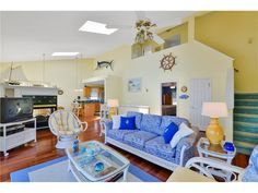 62 S. Anchorage Ave South Bethany Beach DE - High ceilings and Brazilian cherry hardwood floors are just some of the features offered in this home for sale in Bethany Beach DE