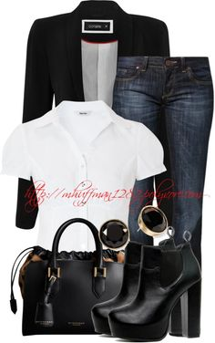 """""""Classy Classics"""" by mhuffman1282 on Polyvore"""