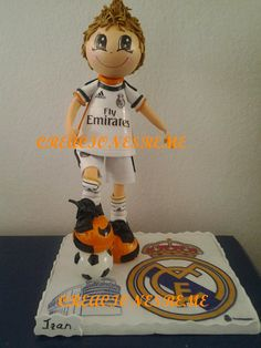 Minnie Mouse, Biscuit, Real Madrid, Ronald Mcdonald, Arts And Crafts, Dolls, Veronica, Fictional Characters, Ideas