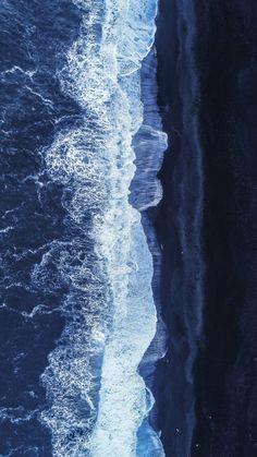 Ocean Wallpaper, Galaxy Wallpaper, Of Wallpaper, Nature Wallpaper, Wallpaper Backgrounds, Iphone Wallpaper, Photo Ocean, Landscape Photography, Nature Photography