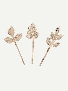 To find out about the Leaf Shaped Hair Clip at SHEIN, part of our latest Hair Accessories ready to shop online today! Metal Models, Leaf Shapes, Latest Hairstyles, Free Gifts, Hair Clips, Bobby Pins, Women Accessories, Leaves, Beauty