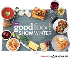 The winter good food show isn't far away - great kick off to the festive season!   http://www.bbcgoodfoodshowwinter.com/