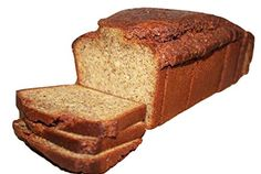 Gluten Free Sandwich Bread, Paleo Certified, 18 Slices In A Loaf, Crafted in the USA by Base Culture Loaf) Carb Free Bread, Best Low Carb Bread, Lowest Carb Bread Recipe, Paleo Sandwich Bread, Gluten Free Sandwiches, Paleo Bread, Bakery Recipes, Bread Recipes, Paleo Recipes