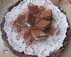 Torta morbida ai wafer, deliziosa!