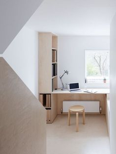 Home in plywood and concrete | COCO LAPINE DESIGN | Bloglovin'