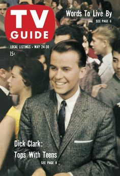 "May 24, 1958  ""Dick Clark"""