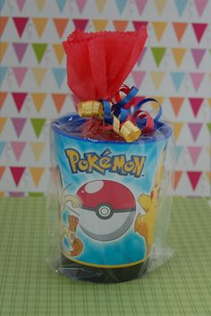 POKEMON Party Goody Bag/Kids Party Favors/Pre-Filled Goodie Bags/Kids Birthday…