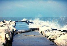 Obiettivo Pesaro: il mare d'inverno http://vivere.biz/adQy