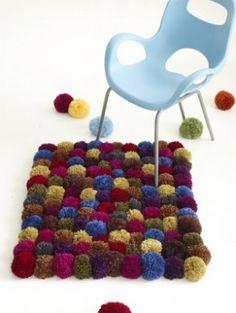 Awesome rug, diy