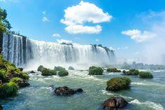 Iguazu falls Brasil [OC][6000X4000]