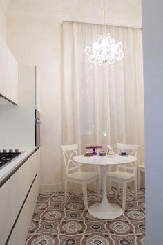Kitchen in Rome