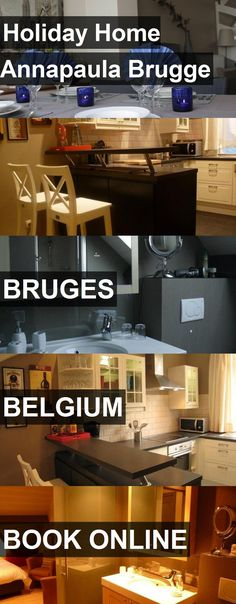 Hotel Holiday Home Annapaula Brugge in Bruges, Belgium. For more information, photos, reviews and best prices please follow the link. #Belgium #Bruges #travel #vacation #hotel