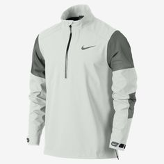 Nike Hyperadapt Storm-FIT Half-Zip Men's Golf Jacket - Men's Fashion, sportswear, jacket.