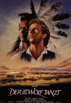 Poster zum Film: Der mit dem Wolf tanzt (Best Movies)