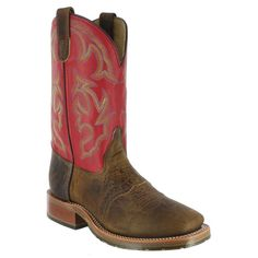 Double-H Men's Western Work Boots- Or these ones better?
