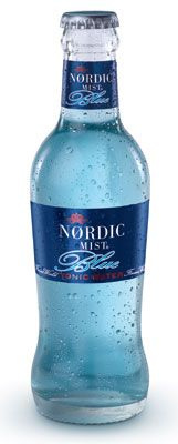 For a short while I was buying a drink called Nordic mist, it was awesome but they discontinued it :(