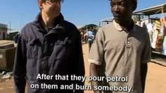 Louis Theroux - Law and Disorder in Johannesburg BBC