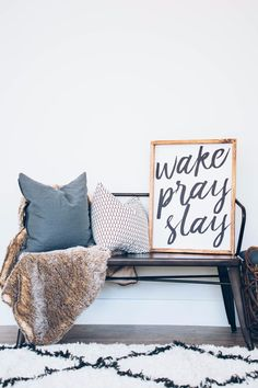 Wake Pray Slay- Thick