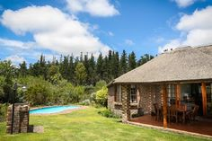 Coral Tree Cottages near Plettenberg Bay, Garden Route, Western Cape, South Africa - self-catering cottages in magnificent gardens and forest