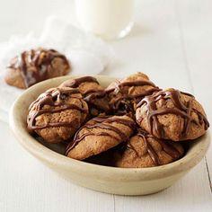 Almond-Chocolate-Cherry Cookies