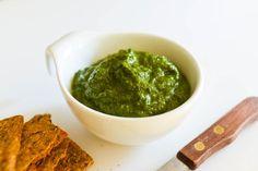 Pesto de Fanes de Radis Recette | Chocolate & Zucchini