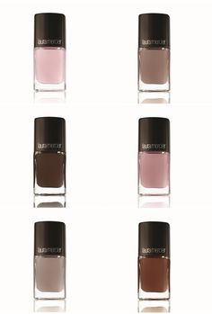 Laura Mercier Summer Nudes Collection Nail Lacquers