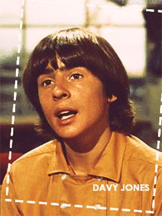 The Monkees <--- I always thought he had a cute face! Here's proof.