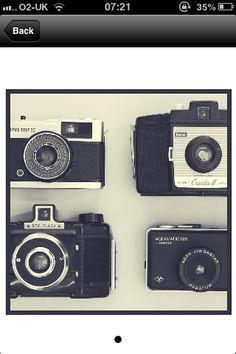 Graham & Brown magnetic camera artwork