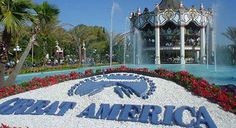 Great America, San Jose, CA...my first job in 1977!